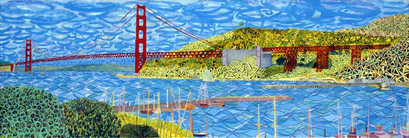 David's Bridge by Thomas Wolf