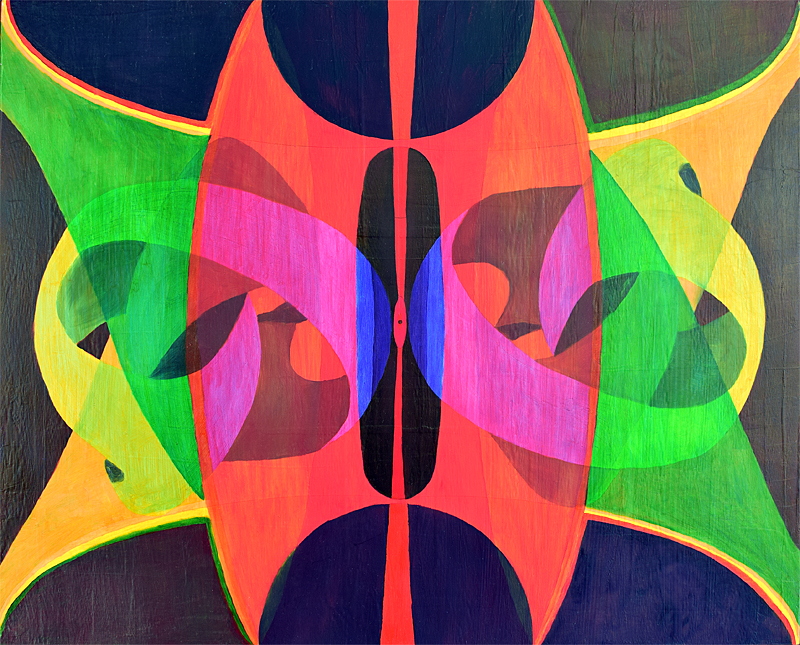 Blackhole Binary by Thomas Wolf